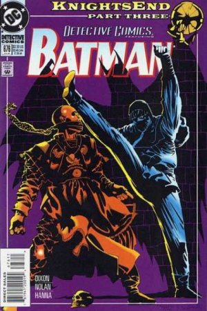 Batman - Detective Comics # 676 Issues V1 (1937 - 2011)