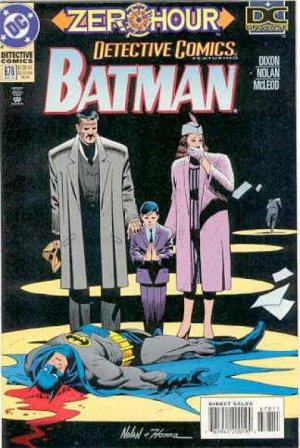 Batman - Detective Comics # 678