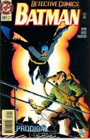 Batman - Detective Comics 679 - Prodigal, Part Three: The Vermin Factor