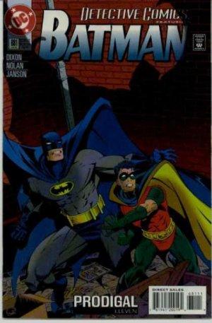 Batman - Detective Comics 681 - Prodigal, Part Eleven: Knight Without Armor