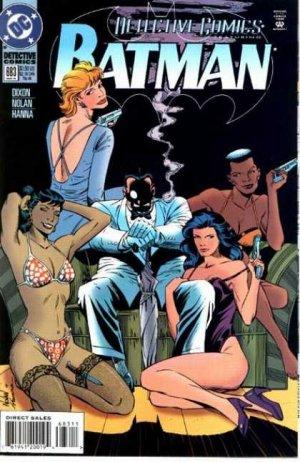 Batman - Detective Comics # 683