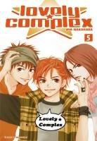 couverture, jaquette Lovely Complex  5  (Delcourt Manga)