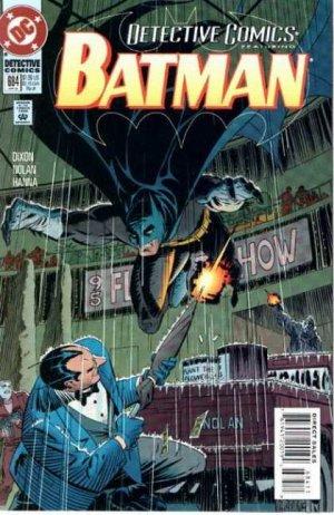 Batman - Detective Comics # 684