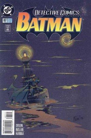 Batman - Detective Comics # 687