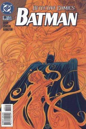 Batman - Detective Comics # 689