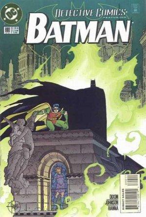 Batman - Detective Comics # 690