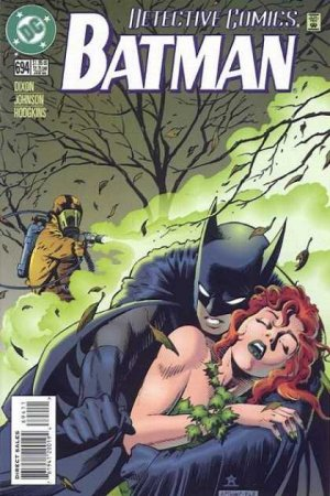 Batman - Detective Comics # 694