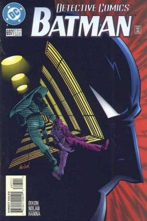 Batman - Detective Comics # 697