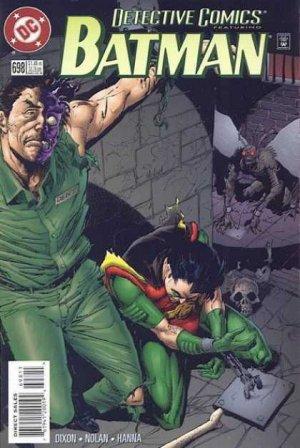 Batman - Detective Comics # 698
