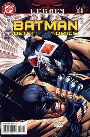 Batman - Detective Comics # 701