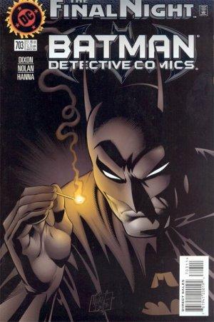 Batman - Detective Comics # 703