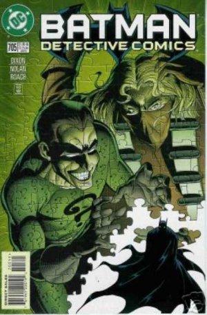 Batman - Detective Comics # 705