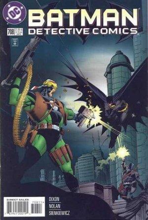 Batman - Detective Comics # 708