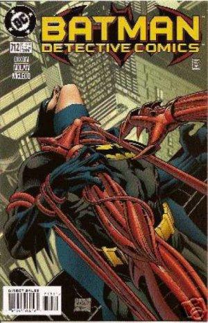 Batman - Detective Comics # 712