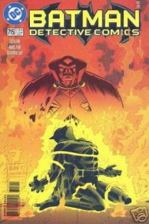 Batman - Detective Comics # 715