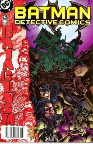 Batman - Detective Comics # 721