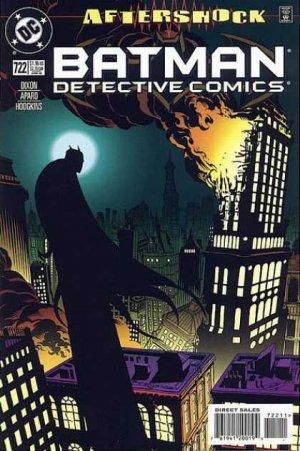 Batman - Detective Comics # 722
