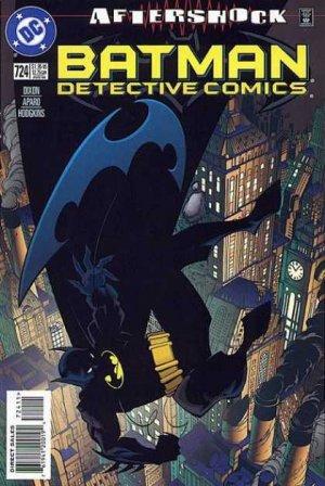 Batman - Detective Comics # 724