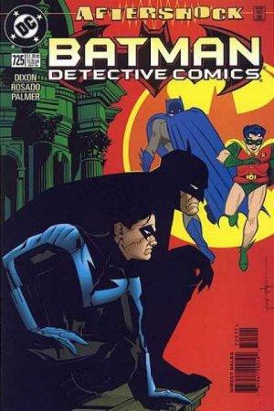 Batman - Detective Comics # 725