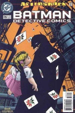 Batman - Detective Comics # 726
