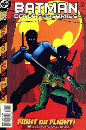 Batman - Detective Comics # 727