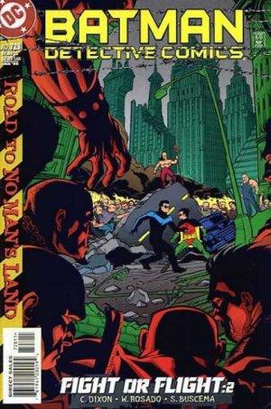 Batman - Detective Comics # 728