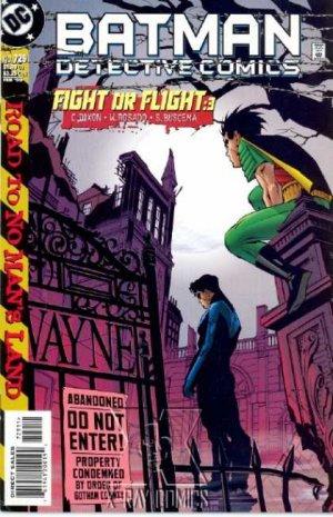 Batman - Detective Comics # 729