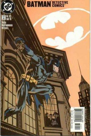 Batman - Detective Comics # 742