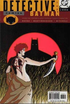 Batman - Detective Comics # 743