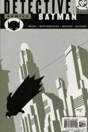 Batman - Detective Comics # 745