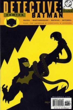 Batman - Detective Comics # 746