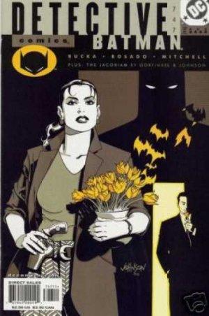 Batman - Detective Comics # 747