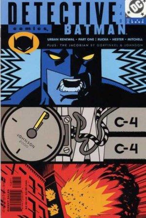Batman - Detective Comics # 748