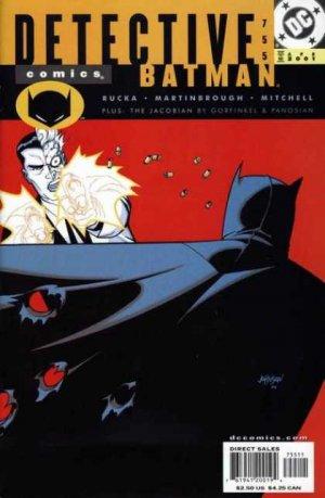 Batman - Detective Comics # 755