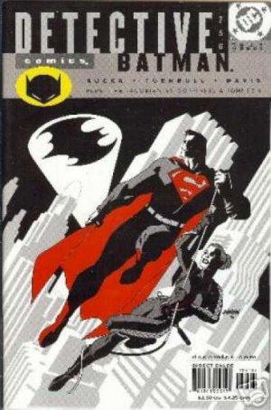 Batman - Detective Comics # 756