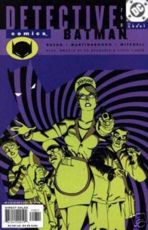 Batman - Detective Comics # 758