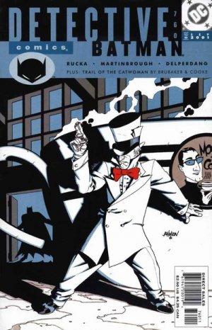 Batman - Detective Comics # 760
