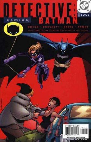 Batman - Detective Comics # 762