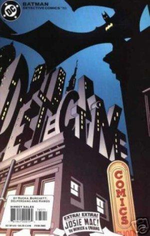 Batman - Detective Comics # 765