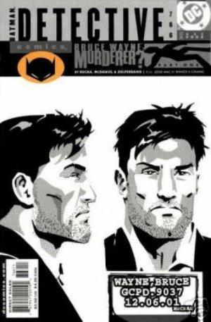 Batman - Detective Comics # 766
