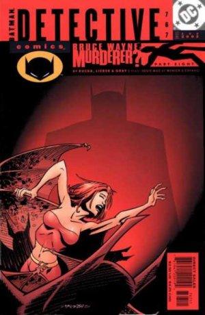 Batman - Detective Comics # 767