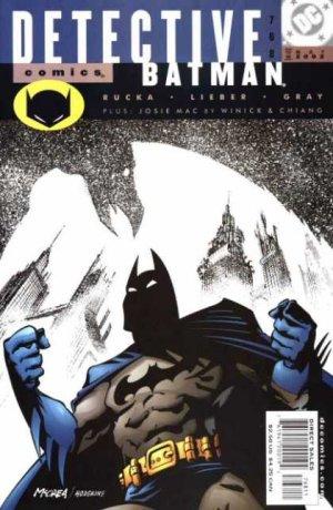 Batman - Detective Comics # 768