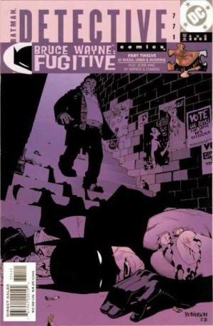 Batman - Meurtrier et Fugitif # 771 Issues V1 (1937 - 2011)