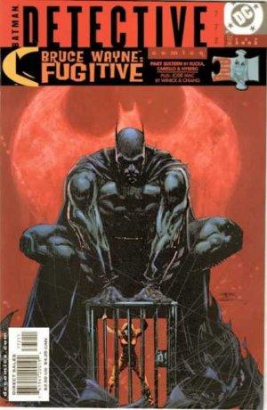 Batman - Meurtrier et Fugitif # 772 Issues V1 (1937 - 2011)