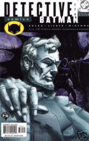 Batman - Meurtrier et Fugitif # 774 Issues V1 (1937 - 2011)