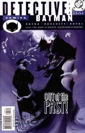 Batman - Meurtrier et Fugitif # 775 Issues V1 (1937 - 2011)