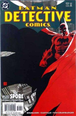 Batman - Detective Comics # 777
