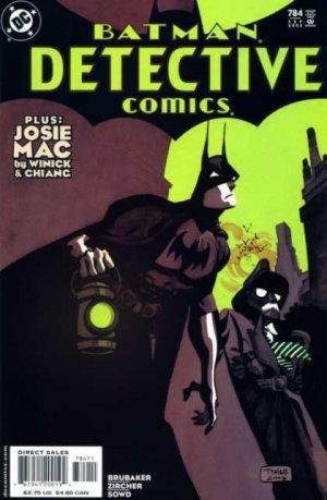 Batman - Detective Comics # 784