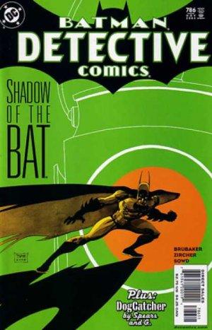 Batman - Detective Comics # 786
