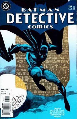 Batman - Detective Comics # 789